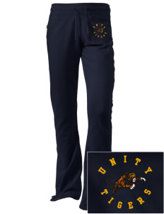 Oakland Unity High School Tigers Embroidered Holloway Women's Axis Performance Sweatpants