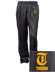 Oakland Unity High School Tigers Embroidered Women's Tricot Track Pants