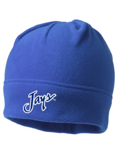 Creighton University Bluejays Embroidered Fleece Beanie