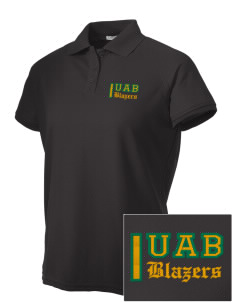 University of Alabama at Birmingham Blazers Embroidered Women's Technical Performance Polo