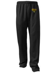Augustana College Vikings Embroidered Holloway Men's 50/50 Sweatpants