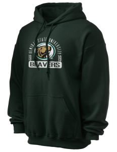 Bemidji State University Beavers Ultra Blend 50/50 Hooded Sweatshirt
