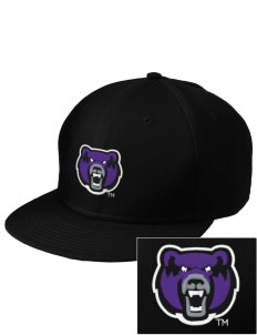 University of Central Arkansas Bears  Embroidered New Era Flat Bill Snapback Cap