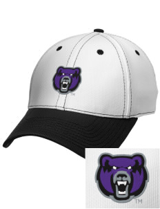 University of Central Arkansas Bears Embroidered New Era Snapback Performance Mesh Contrast Bill Cap
