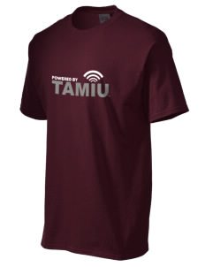 Texas A&M International University Dustdevils Men's Essential T-Shirt