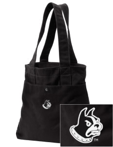 Wofford College Terriers Embroidered Alternative The Berkeley Tote