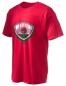 Algeria Soccer Hanes Men's 6 oz Tagless T-shirt
