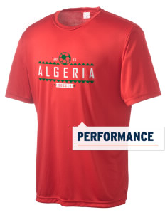Algeria Soccer Men's Competitor Performance T-Shirt