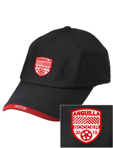 Anguilla Soccer Embroidered OGIO X-Over Cap