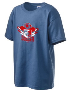 Anguilla Soccer Kid's 6.1 oz Ultra Cotton T-Shirt