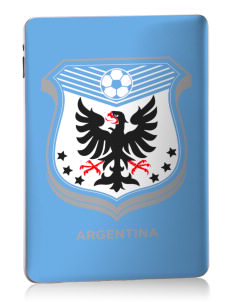 Argentina Soccer Apple iPad Skin