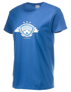Argentina Soccer Women's 6.1 oz Ultra Cotton T-Shirt