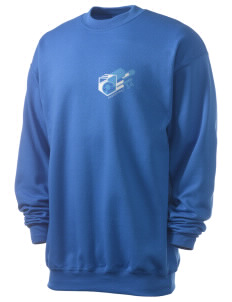 Argentina Soccer Men's 7.8 oz Lightweight Crewneck Sweatshirt