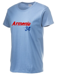 Armenia Soccer Women's 6.1 oz Ultra Cotton T-Shirt