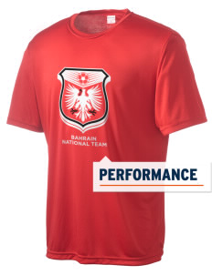 Bahrain Soccer Men's Competitor Performance T-Shirt