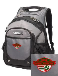 Belarus Soccer Embroidered OGIO Fugitive Backpack