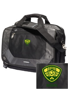 Benin Soccer Embroidered OGIO Corporate City Corp Messenger Bag