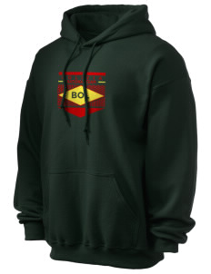 Bolivia Soccer Ultra Blend 50/50 Hooded Sweatshirt