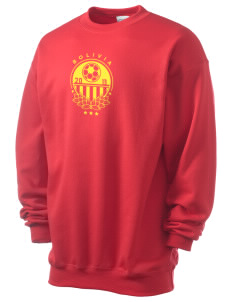 Bolivia Soccer Men's 7.8 oz Lightweight Crewneck Sweatshirt