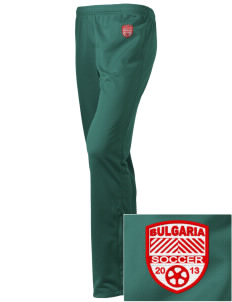 Bulgaria Soccer Embroidered Holloway Women's Contact Warmup Pants