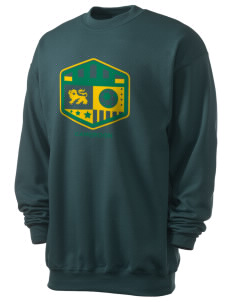 Cameroon Soccer Men's 7.8 oz Lightweight Crewneck Sweatshirt