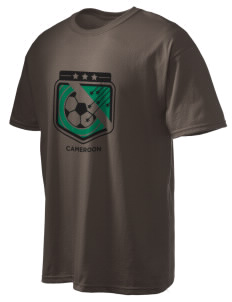 Cameroon Soccer Ultra Cotton T-Shirt