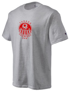 Canada Soccer Champion Men's Tagless T-Shirt
