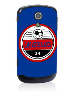 Cape Verde Islands Soccer Samsung Epic D700 4G Skin