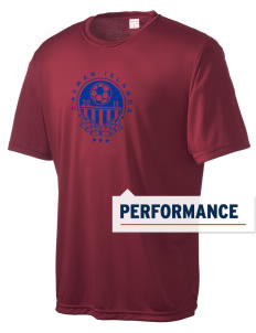 Cayman Islands Soccer Men's Competitor Performance T-Shirt