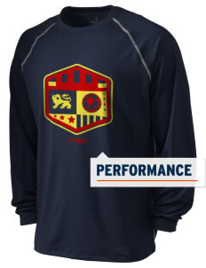 Chad Soccer Holloway Men's Fuel Performance Long Sleeve T-Shirt
