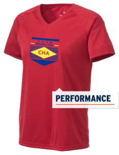 Chad Soccer Holloway Women's Zoom Performance T-Shirt