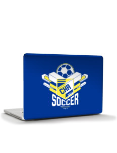 "Chad Soccer Apple MacBook Pro 15"" & PowerBook 15"" Skin"