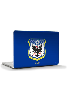"Chad Soccer Apple MacBook Pro 15.4"" Skin"