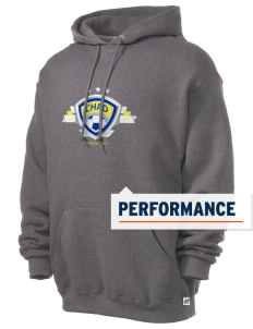 Chad Soccer Russell Men's Dri-Power Hooded Sweatshirt