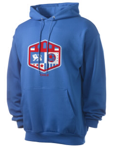 Chile Soccer Men's 7.8 oz Lightweight Hooded Sweatshirt