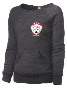 Chile Soccer Alternative Women's Maniac Sweatshirt