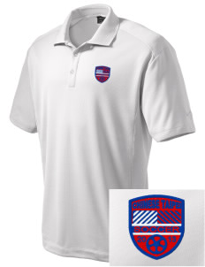 Chinese Taipei Soccer Embroidered Nike Men's Dri-Fit Classic Polo