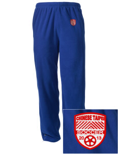 Chinese Taipei Soccer Embroidered Holloway Men's Flash Warmup Pants