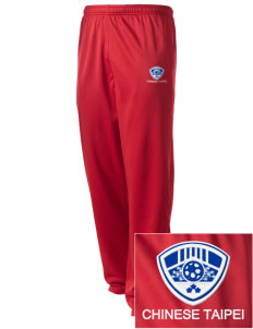 Chinese Taipei Soccer Embroidered Holloway Men's Frenzy Pant