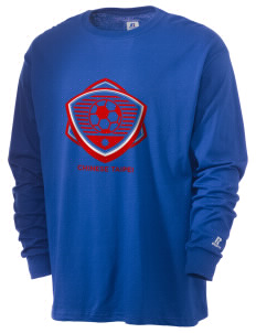 Chinese Taipei Soccer  Russell Men's Long Sleeve T-Shirt