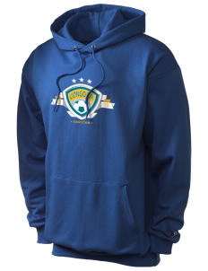 Congo DR Soccer Champion Men's Hooded Sweatshirt