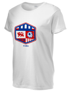 Cuba Soccer Women's 6.1 oz Ultra Cotton T-Shirt