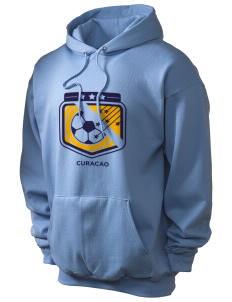 Curacao Soccer Champion Men's Hooded Sweatshirt