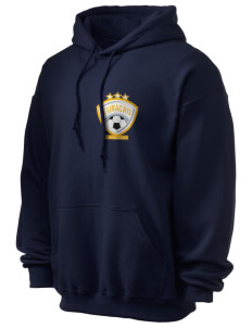 Curacao Soccer Ultra Blend 50/50 Hooded Sweatshirt