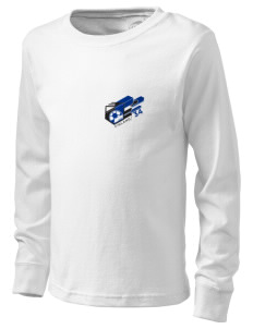 Finland Soccer  Kid's Long Sleeve T-Shirt