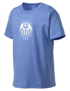 Finland Soccer Kid's Essential T-Shirt