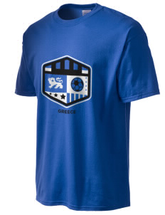 Greece Soccer Tall Men's Essential T-Shirt