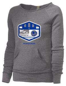 Honduras Soccer Alternative Women's Maniac Sweatshirt