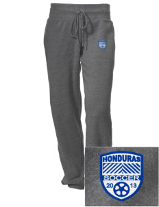Honduras Soccer Embroidered Alternative Women's Unisex 6.4 oz. Costanza Gym Pant