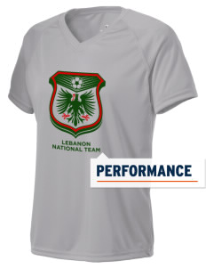Lebanon Soccer Holloway Women's Zoom Performance T-Shirt